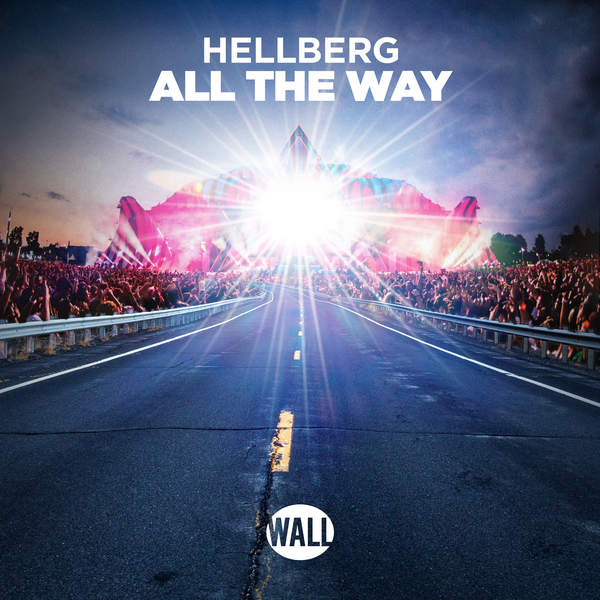 Hellberg - All the Way - Single [iTunes Plus AAC M4A] (2016)
