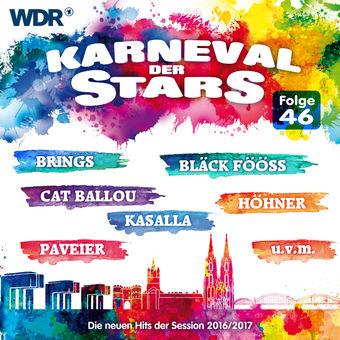 Karneval der Stars, Folge 46 – Various Artists