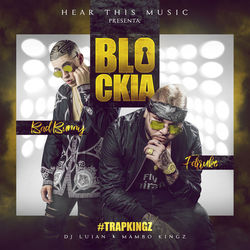 View album Blockia (feat. DJ Luian & Mambo Kingz) - Single