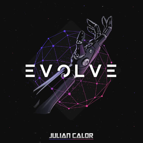 Julian Calor – Evolve (2015) [iTunes Plus AAC M4A]