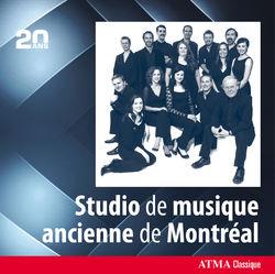 View album Studio De Musique Ancienne De Montréal & Christopher Jackson - Studio de musique ancienne de Montréal