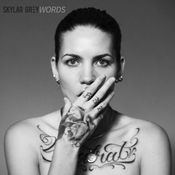 Skylar grey words single itunes plus aac m4a 2015 for Love is a four letter word album cover