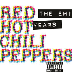 View album Red Hot Chili Peppers - Red Hot Chili Peppers - The EMI Years