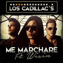 View album Me Marcharé (feat. Wisin) - Single