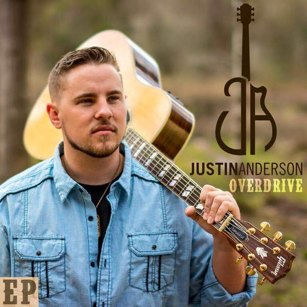 Justin Anderson – Overdrive – EP (2015) [iTunes Plus AAC M4A]