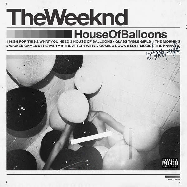 The Weeknd – House of Balloons (2015) [iTunes Plus AAC M4A]
