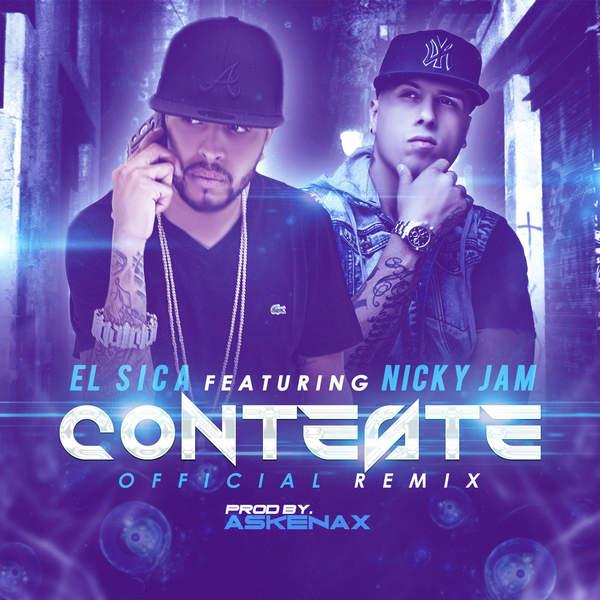El Sica – Conteste (feat. Nicky Jam) (Remix) – Single (2014) [iTunes Plus AAC M4A]