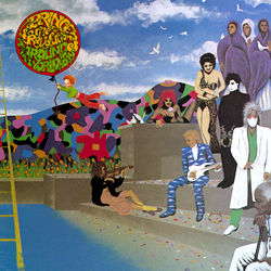 View album Prince & The Revolution - Around the World In a Day