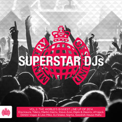 View album Superstar DJs, Vol. 2 - Ministry of Sound