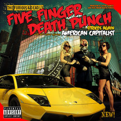 View album Five Finger Death Punch - American Capitalist