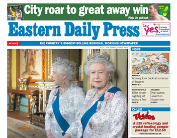 Eastern Daily Press LOGO-APP點子