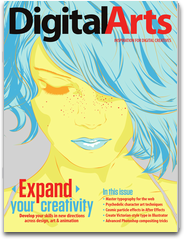 Digital Arts Magazine: Advice, Techniques and Inspiration for Creative Pros