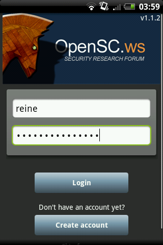 Image of OpenSC.ws for iPhone