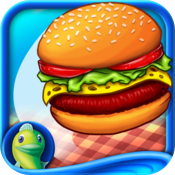 Burger Bustle HD Review icon