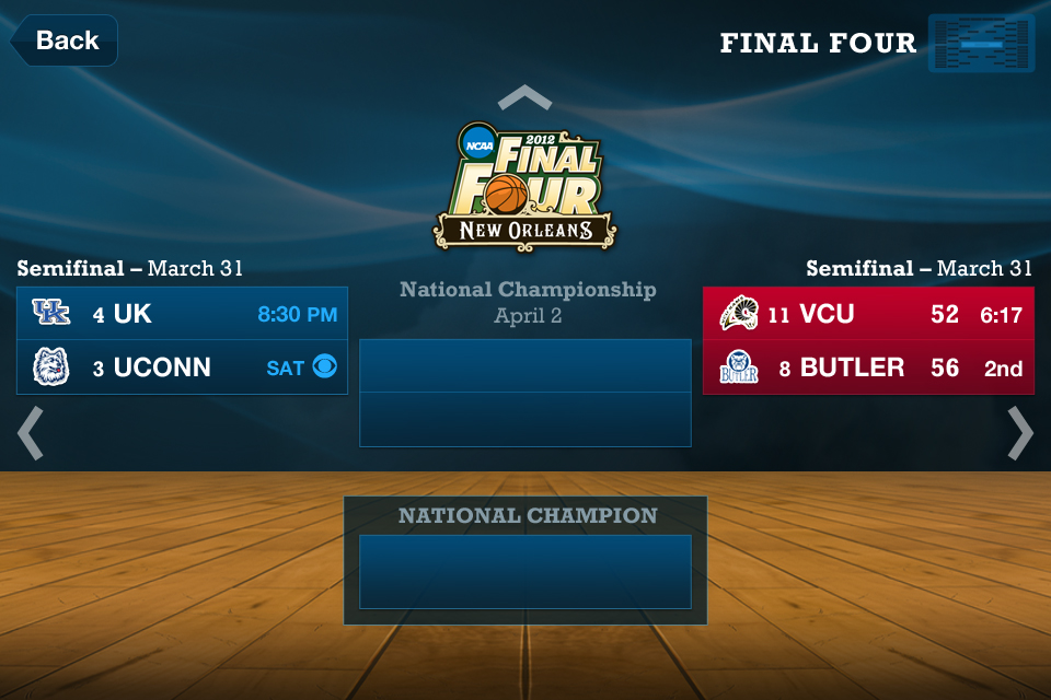 NCAA March Madness Live screenshot 4