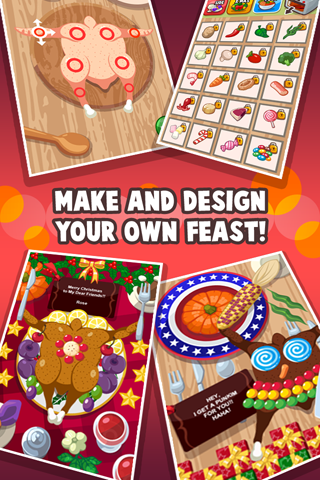 Santa's Feast! screenshot 2