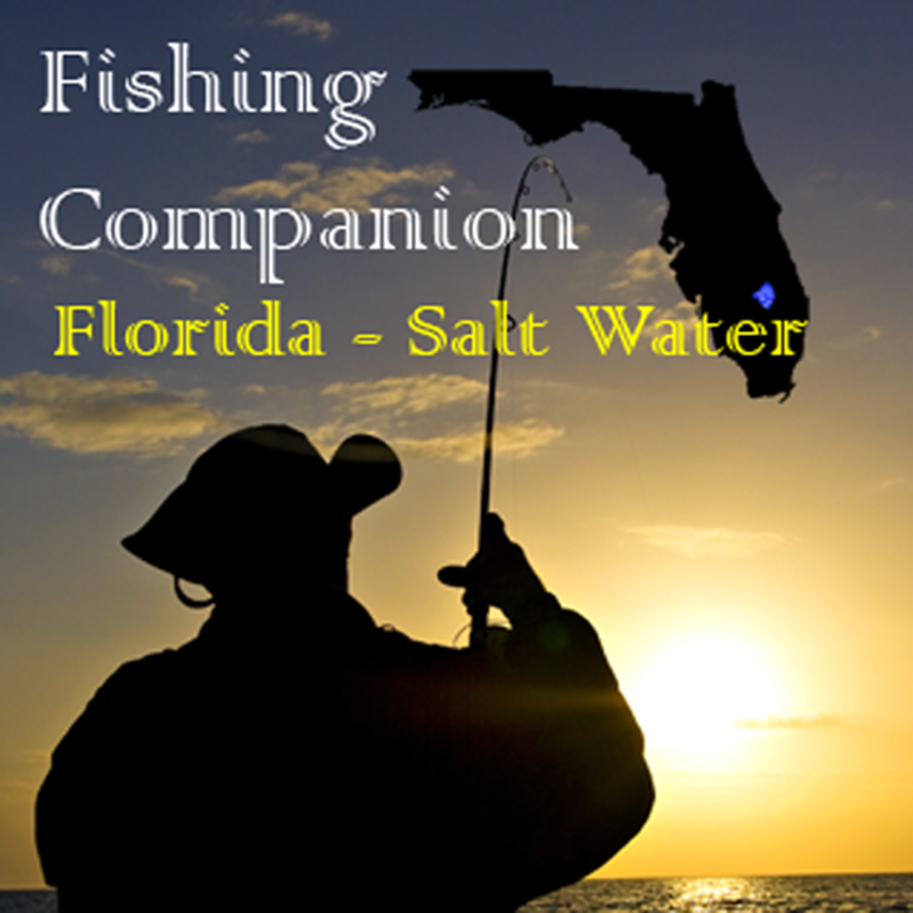 Fl saltwater fishing companion on the app store on itunes for Saltwater fishing apps