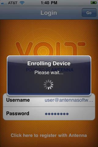 Volt, by Antenna