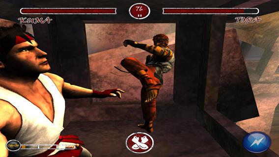 禅宗勇士:Zen Warrior【3D格斗】