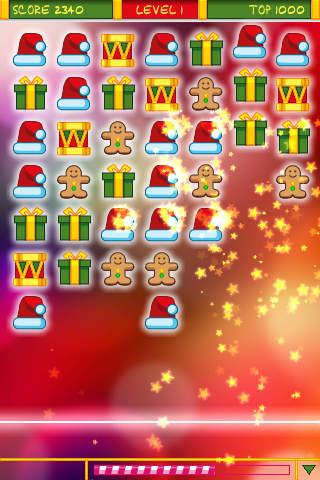 Santa's Elf School iPhone Screenshot 1
