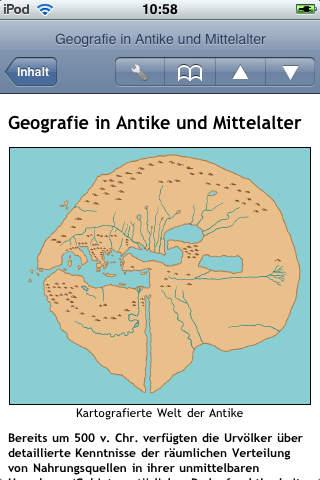 Geografie – 1 x 1 des Wissens Naturwissenschaften   Leseprobe iPhone Screenshot 3