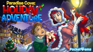 Screenshots of Paradise Cove: Holiday Adventure for iPhone