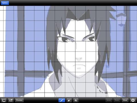Tracing Paper iPad Screenshot 1