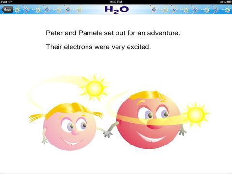 H2O  - An Adventure that Teaches Kids Chemistry