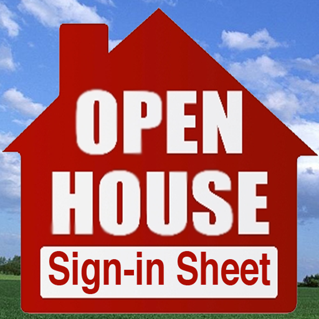 98 Open House Sign In Sheet Template Free Template Free Sheet House