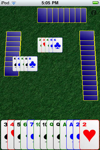 Big 2 Poker screenshot 1