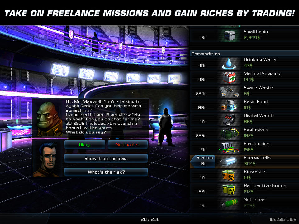 Galaxy on Fire 2™ HD - iPhone Mobile Analytics and App Store Data