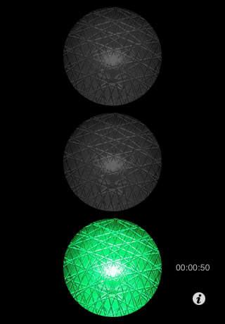 Traffic Light iPhone Screenshot 2