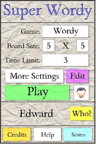 免費遊戲App Super Wordy 阿達玩APP