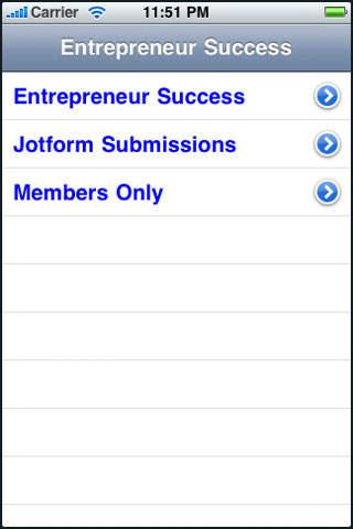 Entrepreneur Success