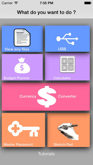 Office Suite - Office Files Budget Planner Password Keeper USB SketchPad and more