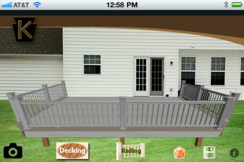 Keystone Mini Deck Visualizer