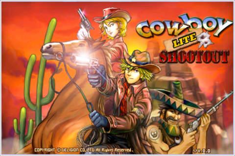 Cowboy Shootout Lite