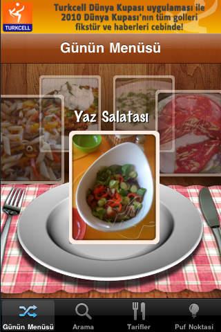 Mutfak Önlüğü iPhone Screenshot 4