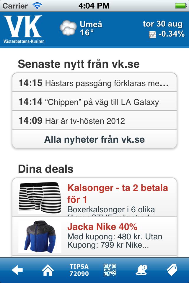 Vk deals