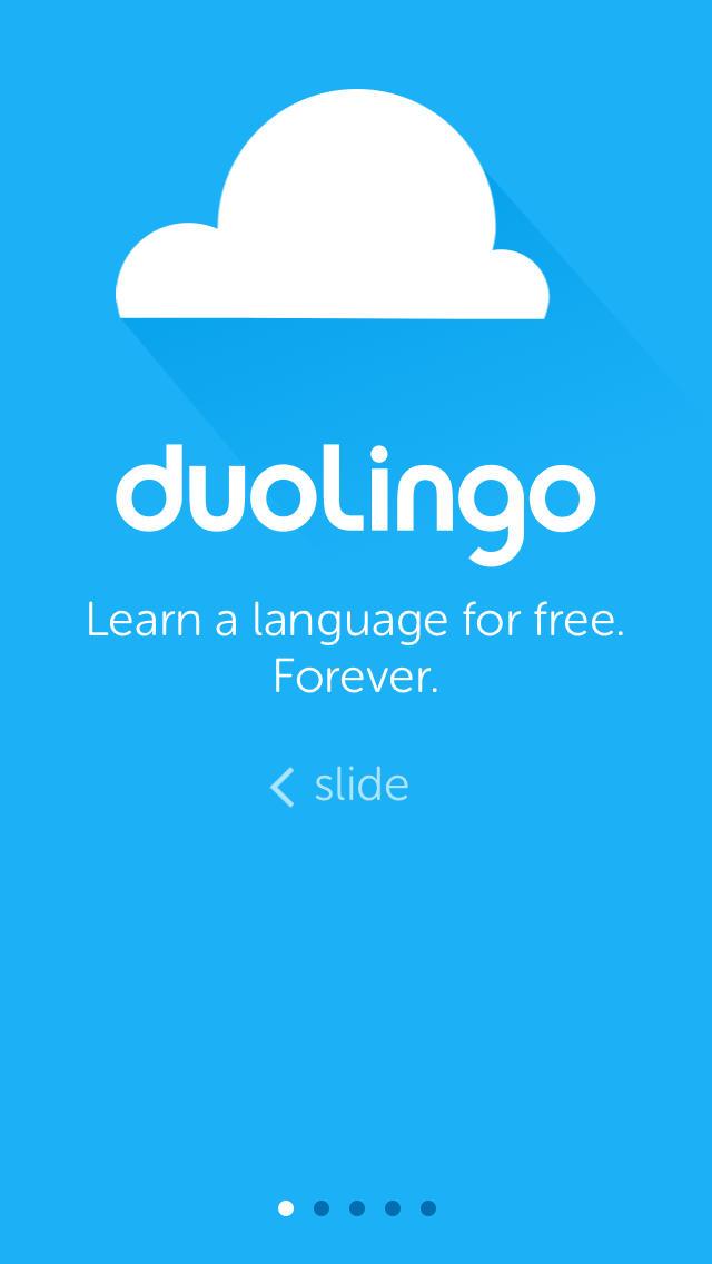 Duolingo iOS App