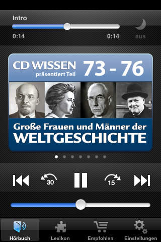 CD WISSEN Weltgeschichte 73-76