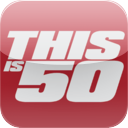 ThisIs50 mobile app icon
