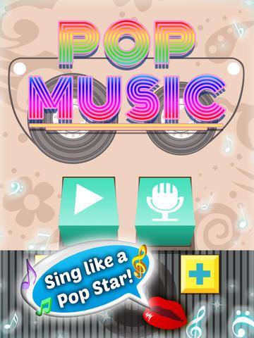 Screenshot 1 Pop Music Game
