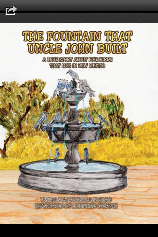 THE FOUNTAIN THAT UNCLE JOHN BUILT