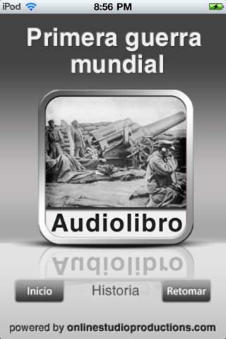 Audiolibro: La Primera Guerra Mundial