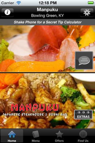 Manpuku Japanese Steakhouse and Sushi