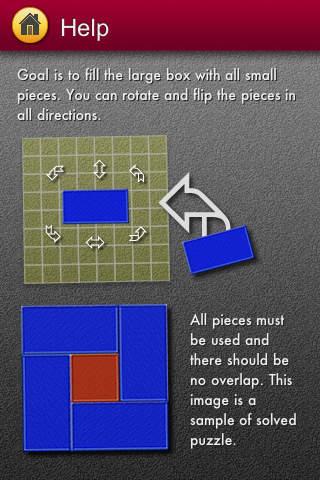 X10 Puzzle iPhone Screenshot 5