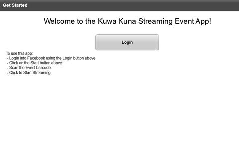 Kuwa Kuna Event Streamer