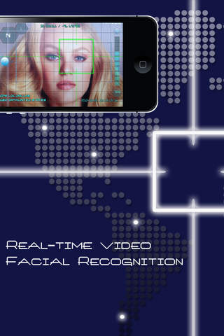 Bionic-Eye: Realtime Facial  Recognition screenshot 2