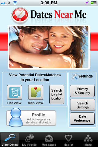 Dates Near Me – Location based mobile dating fo...